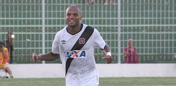 Zagueiro Anderson Salles defendeu o Vasco da Gama entre 2014 e 2015