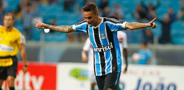 Luan não sairá do Grêmio por menos de 30 milhões de euros, pensa o presidente do clube
