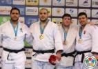 Judoca brasileiro fica com prata na Turquia, mas retoma ponta do ranking - Divulgação/IJF
