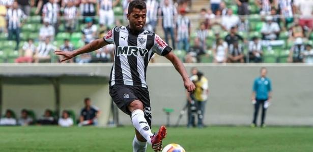 Volante Rafael Carioca pode desfalcar o Atlético-MG diante do São Paulo 0c5a5db23ef6d