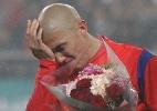 Argentina x Brasil foi cancelado por causa da chuva (12/11) - JUAN MABROMATA / AFP