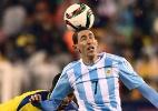 Com clima de Copa América, Argentina vence o Equador por 2 a 1 em amistoso - Jewel SamadAFP