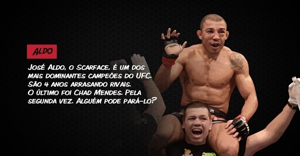 José Aldo critica acordo do UFC com a Reebok: 'uma m...'