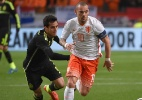 Carrasco do Brasil em 2010, Sneijder deixa seleção da Holanda após 15 anos - EMMANUEL DUNAND/AFP