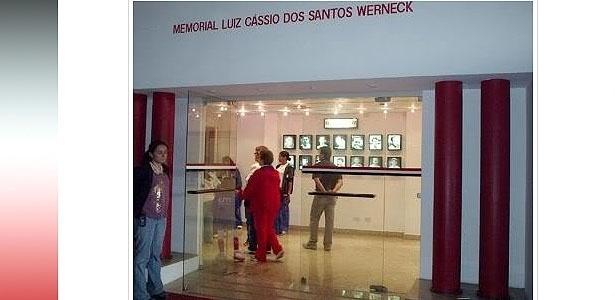 Memorial Luiz Cássio dos Santos Werneck, fundado em 1994 e situado no estádio do Morumbi