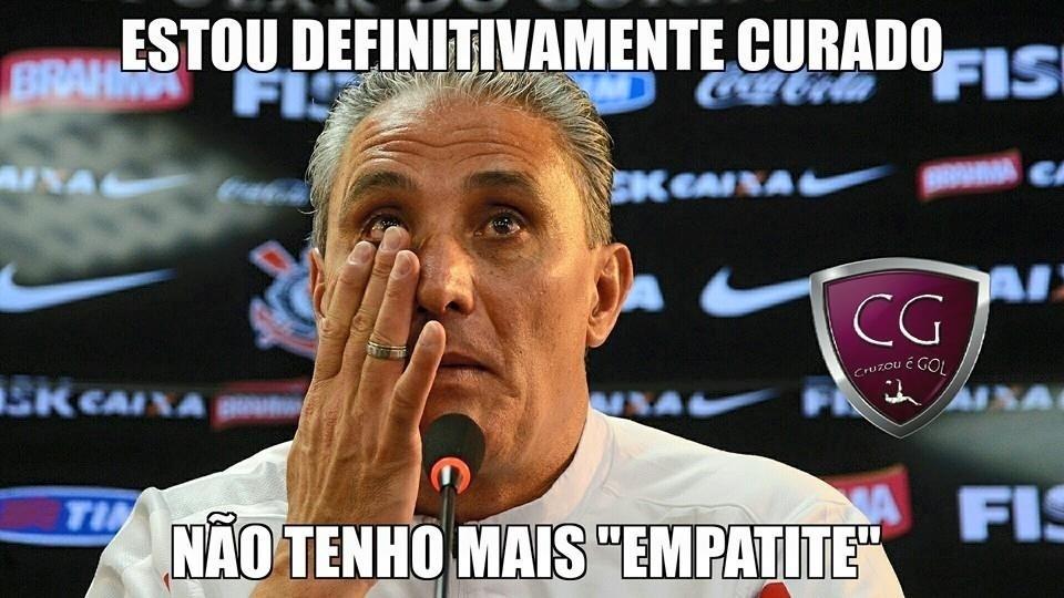 Corinthians de Tite não sabe o que é empatar ou perder na Libertadores, tendo vencido os quatro jogos que disputou até então