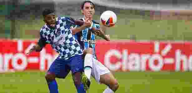 Geromel pede atenção para melhorar desempenho defensivo do Grêmio - Lucas Uebel/Divulgação/Grêmio