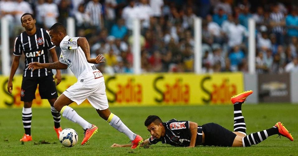 Robinho e Elias devem defender a seleção brasileira na Copa América deste ano