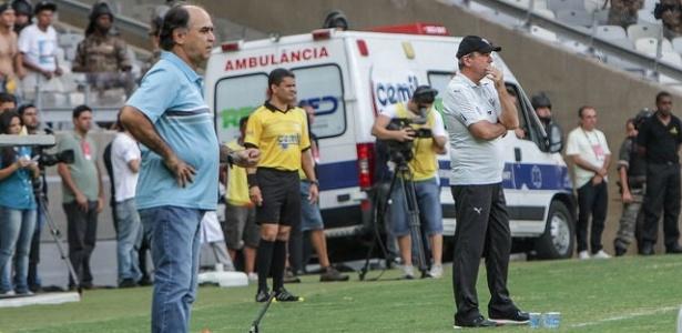 Marcelo Oliveira e Levir Culpi se enfrentaram sete vezes nos últimos anos