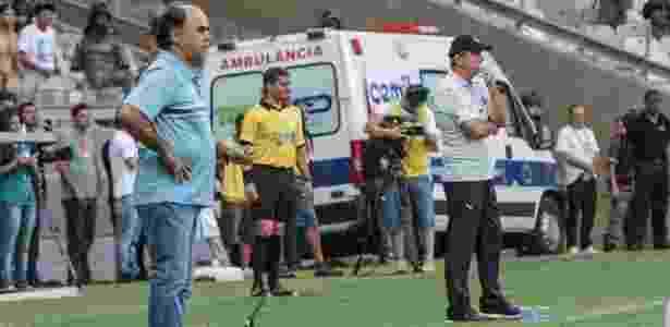 Atlético-MG tenta repetir com Marcelo Oliveira o sucesso que teve com Levir Culpi - Bruno Cantini/Atlético-MG