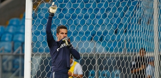 Marcelo Grohe salvou o Grêmio contra o San Lorenzo e garantiu empate fora