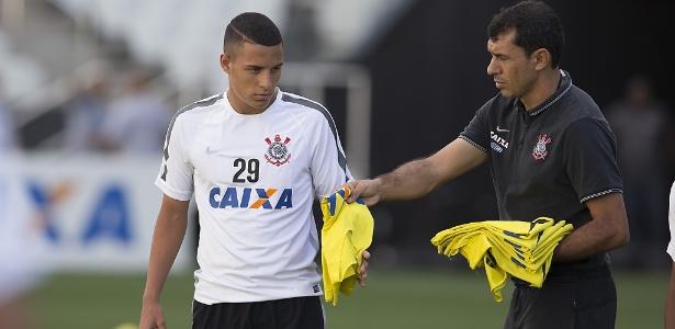 Guilherme Arana é considerado saída provável para a Europa no meio do ano - Daniel Augusto Jr/Agência Corinthians