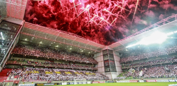 Mais uma vez o Estádio Independência vai ser o local de partida do Atlético-MG pela Libertadores - Bruno Cantini/Atlético-MG