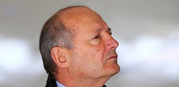 Ron Dennis, um dos acionistas majoritários da McLaren - Dan Istitene/Getty Images