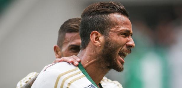 Leandro Pereira defendeu o Palmeiras na temporada passada
