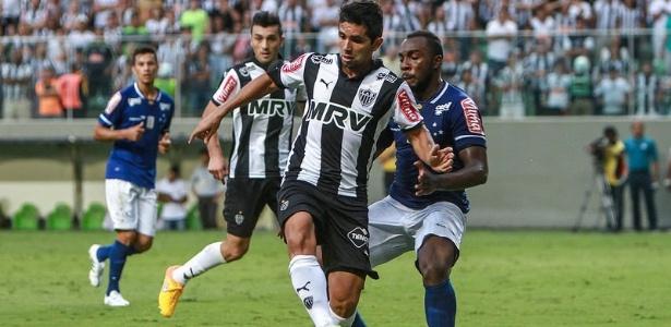 Dos três clássicos que atuou em campo, Manoel empatou dois e venceu um em pleno Horto - Bruno Cantini/Clube Atlético Mineiro