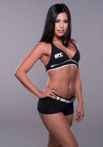 Otmara Marrero - De Miami (EUA), a morena de 26 anos trabalha como modelo e aproveita a vida também praticando yoga, boxe e dança, além de gostar de fazer compras.