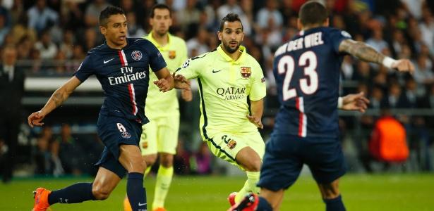 Marquinhos é especulado em diversos clubes europeus - Benoit Tessier/Reuters