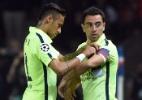 Xavi cita Romário para destacar estilo de liderança de Neymar
