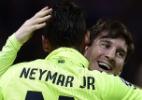 Messi iguala marca de Ganso ao lado de Neymar