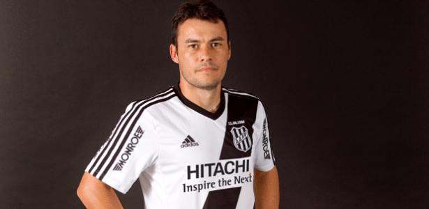 Renato Cajá, meia da Ponte Preta, interessa à diretoria do Cruzeiro - Divulgação/Site oficial da Ponte Preta