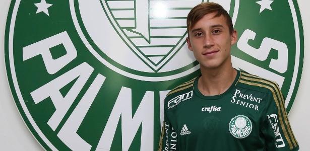 Desempenho de Arancibia não agradou na base do Palmeiras