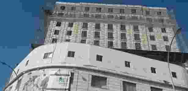 Hotel Glória - Vinicius Konchinski/UOL - Vinicius Konchinski/UOL