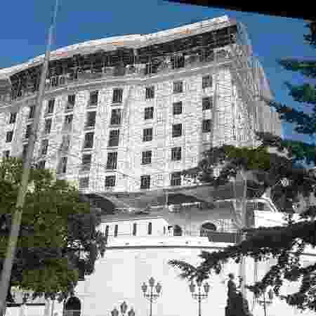 Hotel Glória, no Rio de Janeiro (abril/2015) - Vinicius Konchinski/UOL