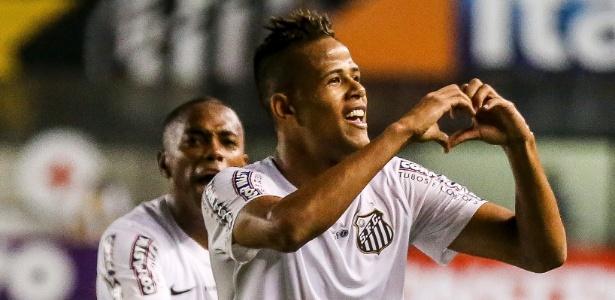 O atacante Geuvânio está muito próximo de ser confirmado como reforço do Flamengo