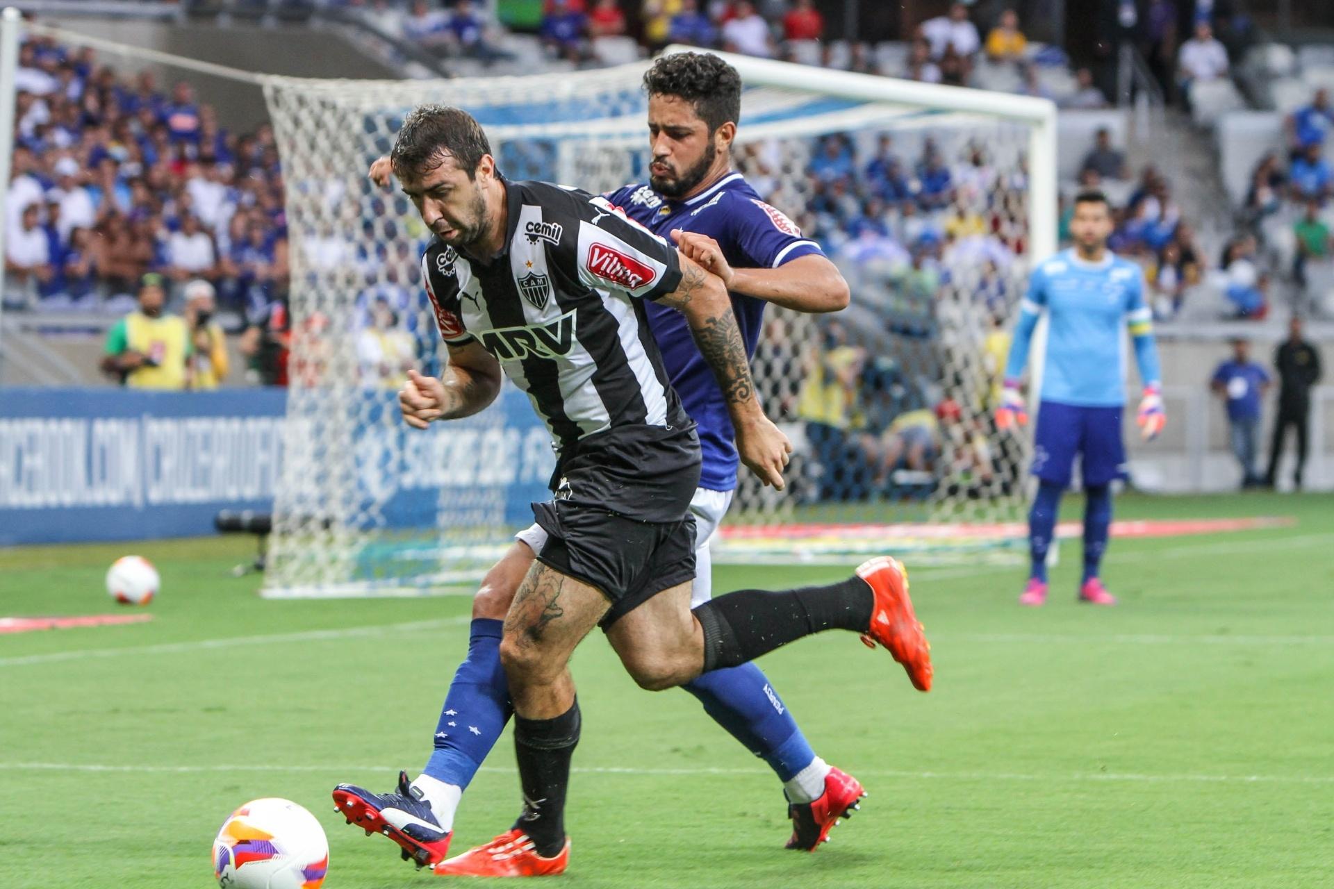4a722ea114 Tabu faz o Atlético-MG ter meio time que ainda não venceu o Cruzeiro -  Esporte - BOL
