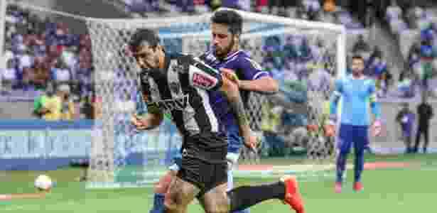 Com dois gols, Lucas Pratto foi o grande nome do Atlético-MG na última vitória sobre o Cruzeiro - Bruno Cantini / Flickr