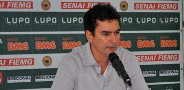 Alexandre Faria ainda não tem data para ser apresentado no Sport