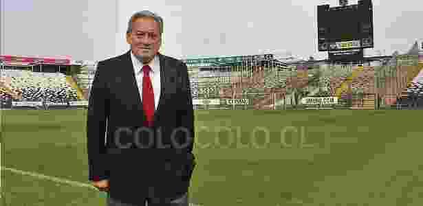 Divulgação Colo-Colo