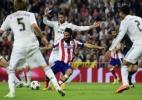 Real Madrid mantém base de 2014. No rival Atlético, restaram apenas quatro - AFP PHOTO / GERARD JULIEN