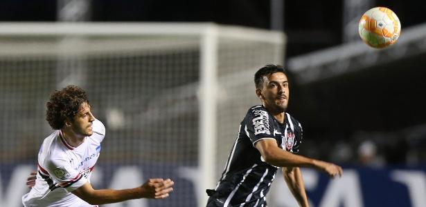 Uendel deve voltar ao time do Corinthians somente no próximo dia 12 - Ernesto Rodrigues/Folhpress
