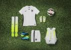 EUA tira as cores da bandeira no uniforme da seleção e gera polêmica - Divulgação / Nike
