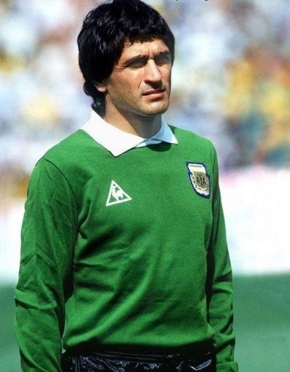 Ubaldo Matildo Fillol, goleiro e destaque da conquista argentina no Mundial de 1978