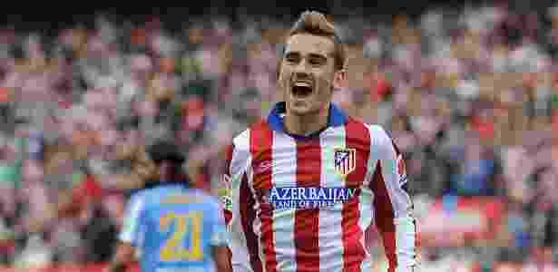 Griezzman é um dos principais jogadores do Atlético de Madri Imagem  Getty  Images 80f6e91ca44c2