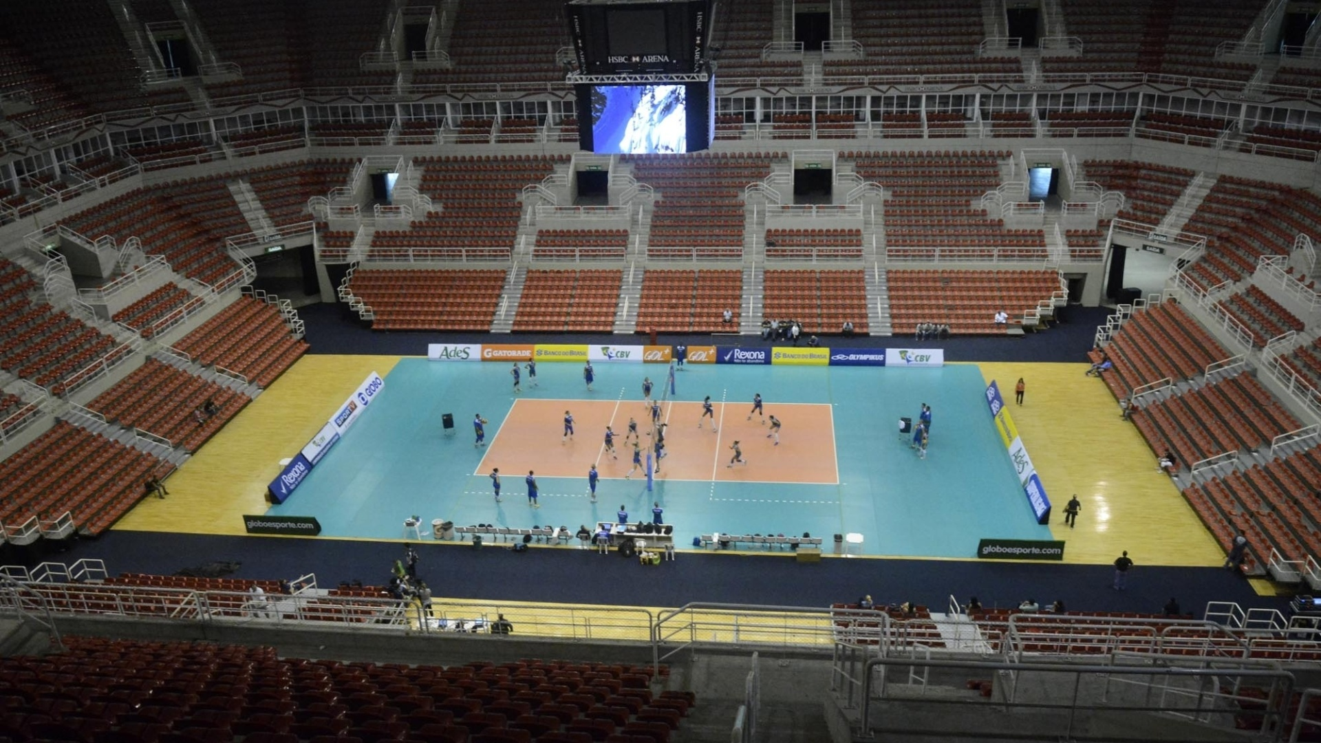 Palco tradicional do basquete no Rio de Janeiro, a HSBC Arena receberá pela primeira vez uma partida da Superliga. Um novo palco para a decisão após dez anos