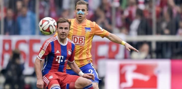 Meia já manifestou vontade de deixar o Bayern de Munique
