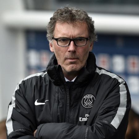 Laurent Blanc permaneceu no comando do PSG por cerca de 3 anos  - Franck Fife/AFP Photo