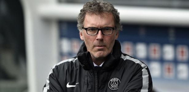 """Laurent Blanc chamou atitude de Aurier de """"deplorável"""""""