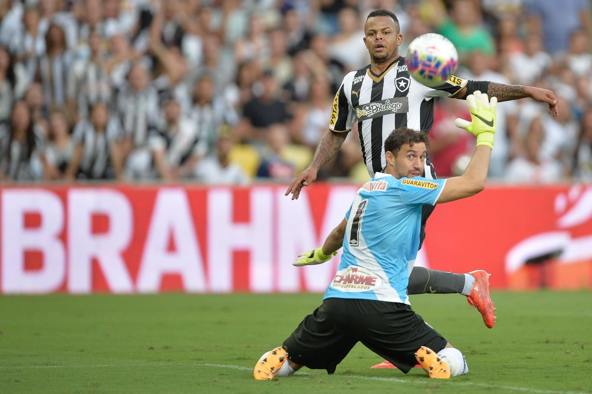 af5a751bd6 Atacante Bill alega problemas pessoais e está fora do Botafogo - 29 06 2015  - UOL Esporte