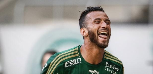 Leandro Pereira voltou ao Palmeiras menos de um ano após ser vendido