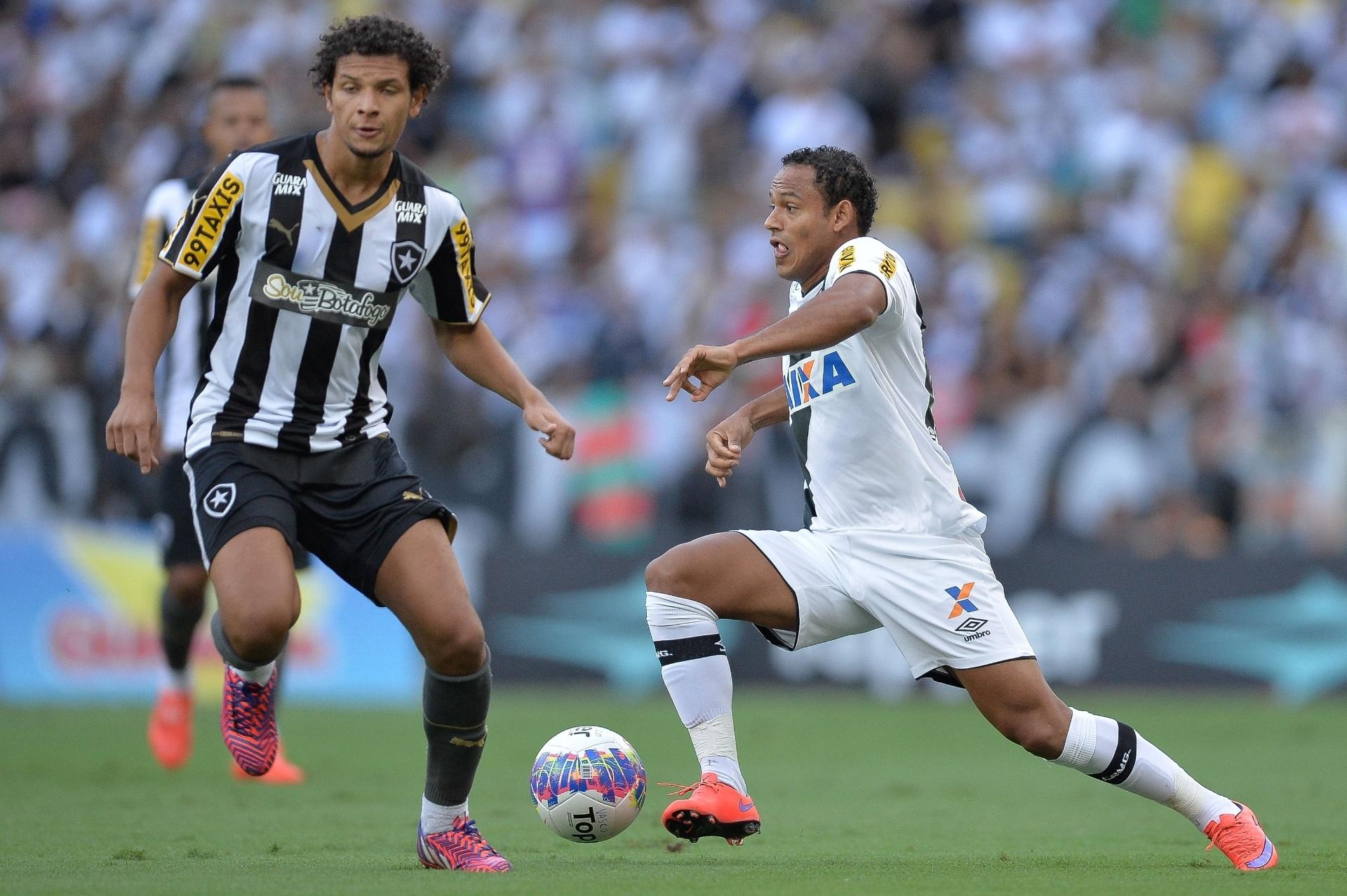 Fotos  Vasco e Botafogo se enfrentam na final do Campeonato Carioca ... 50984386d658a