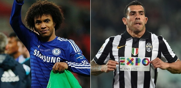 Chelsea e Juventus garantem títulos nacionais se vencerem na rodada