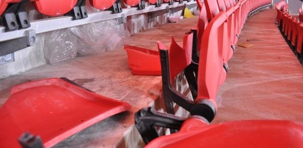 Clubes escaparam de perda de mando de campo e pagarão, cada um, R$ 20 mil de multa