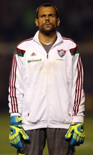 Diego Cavalieri, goleiro do Fluminense