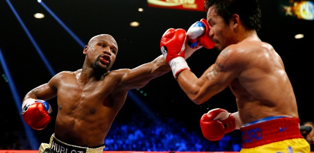 Revanche entre Floyd Mayweather e Pacquiao pode acontecer - Getty Images