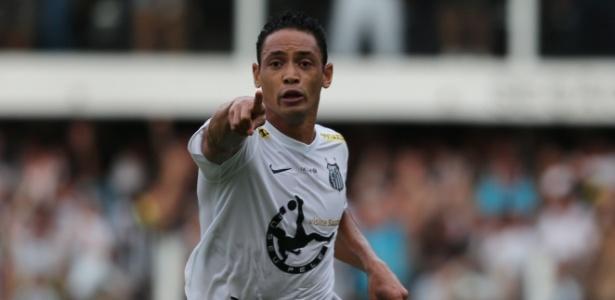 Ricardo Oliveira aceitou proposta chinesa e negocia sua saída do Santos